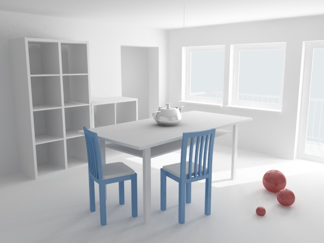 Vray light setting - Download setted V-Ray files