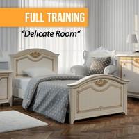 DELICATE ROOM – Full Training