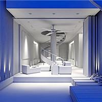 Blue Villa – Light Balance