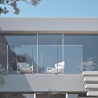 Minimal Exterior – Materials