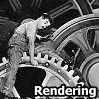 How to reduce the rendering time