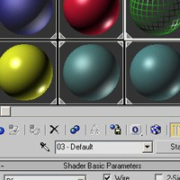 How to create more than 6 materials in 3ds Max