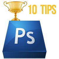 My 10 tips for Photoshop