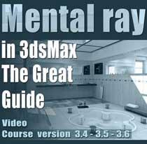 training mental ray